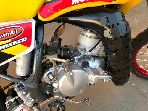 suzuki rm 80 rm80 moto buggy trilha motocross 2 tempos