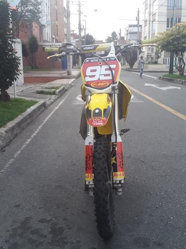 suzuki rm 85 2012