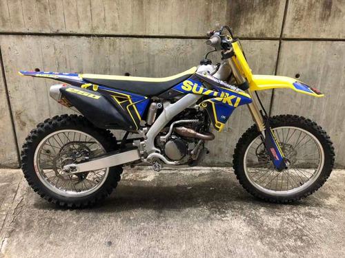 suzuki rmz 250cc 2017