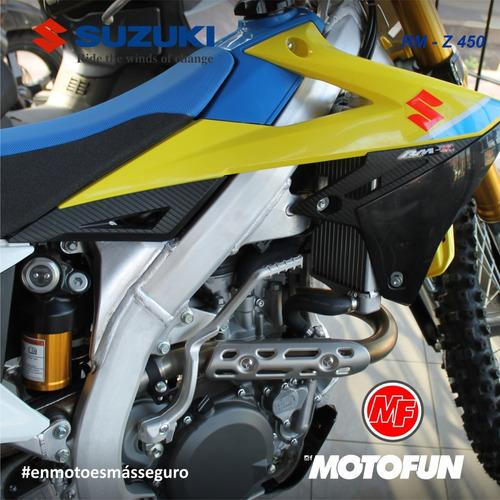 suzuki rmz 450 x 2018 no honda yamaha crf 250