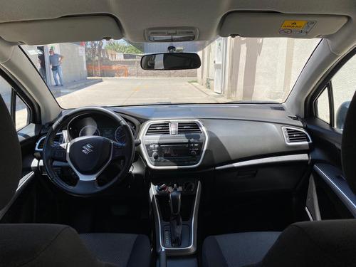 suzuki s cross 2015 1.6 gl aut impecable