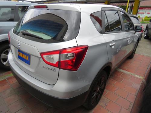 suzuki s-cross 2015 recibo carros