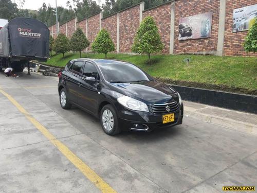 suzuki s-cross wagon automatica