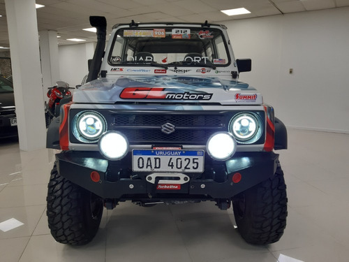 suzuki samurai 4x4 ideal travesias ((gl motors))