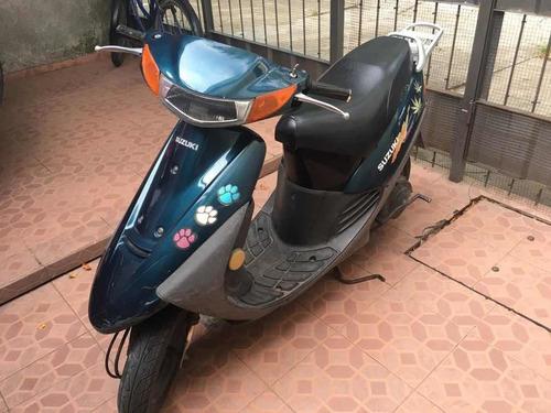 suzuki scooter 50cc