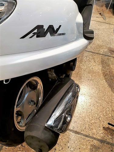 suzuki scooter an125 2018 consulte oferta de contado!