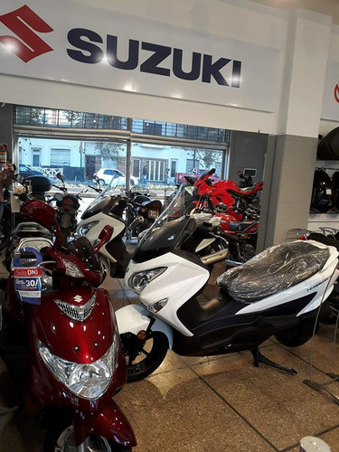suzuki scooter an125 consulte mercado pago