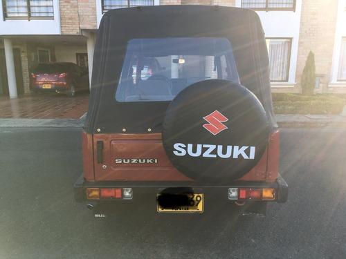 suzuki sj samurai 1995