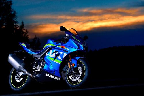 suzuki - srad 1000r superior à bmw s1000rr - ninja zx10r