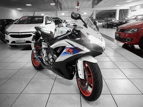 suzuki srad 750 ano 2013 financiamos em 36x moto impecável