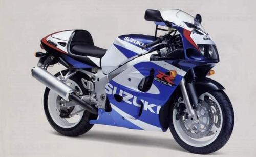 suzuki srad gsxr 96 - 01 completo para deshuesar o partes