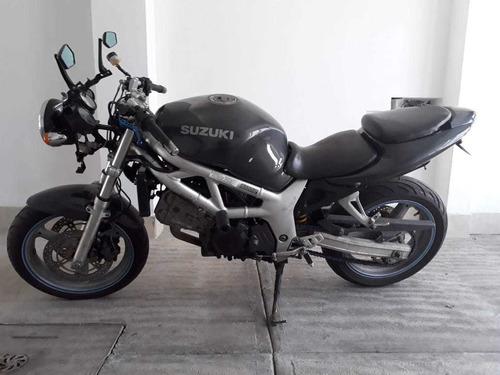 suzuki sv 650 cc