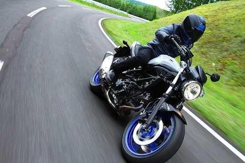 suzuki sv 650 promo contado oeste motos