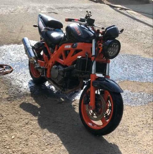 suzuki sv 650cc