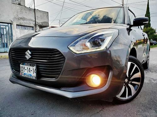 suzuki swift 1.2 glx cvt 2018 autos usados puebla