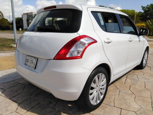 suzuki swift 1.4 gl 5vel aa mt 2012