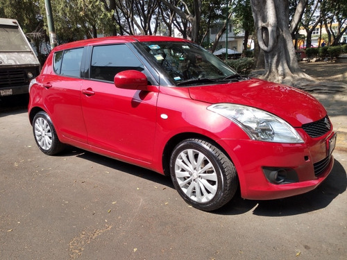 suzuki swift 1.4 gls aa at 2012
