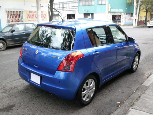 suzuki swift 1.5 5vel aa ee 100 años mt
