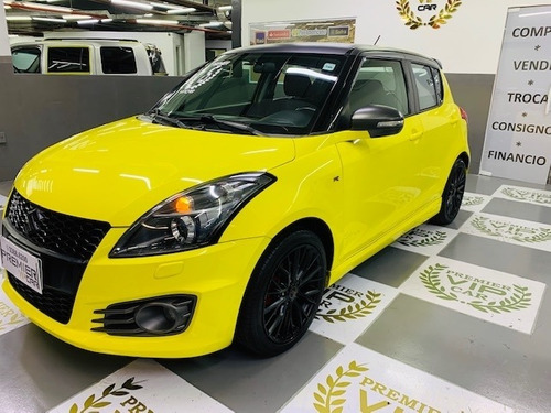 suzuki swift 1.6 sport r 16v gasolina 4p manual