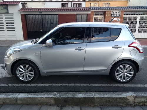 suzuki swift 2017 japones 1.400 c.c. full equipo