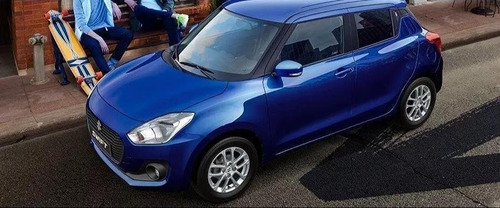 _suzuki swift gl 2020 100 % financiado!!!