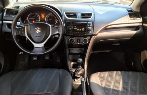 suzuki swift hatchback mecanico 1200 cc full 2015