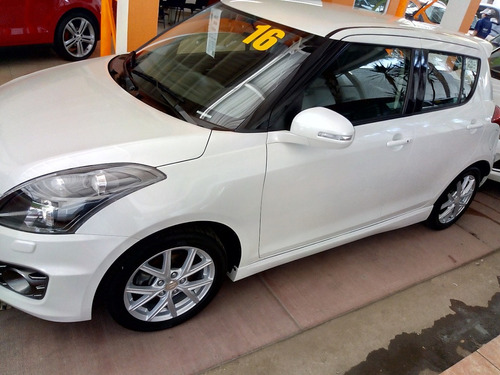 suzuki swift sport 2016