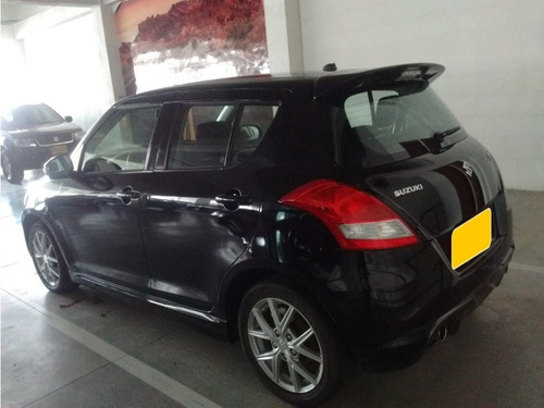 suzuki swift sport hb 1.6 mt