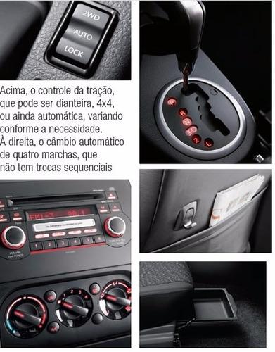 suzuki sx4 2.0 16v 145cv 4wd 5p automático
