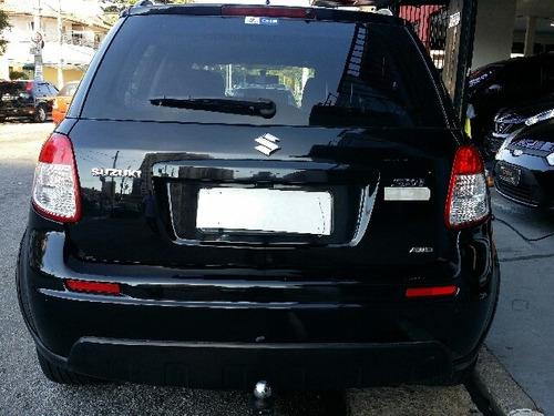 suzuki sx4  2.0 16v (aut.) gasolina automático