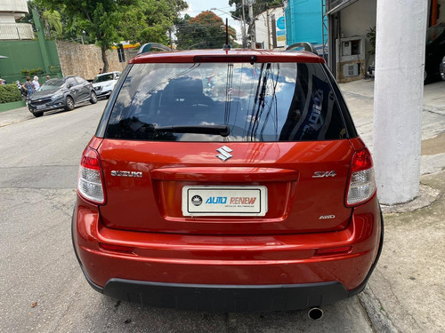 suzuki sx4  2.0 16v awd (aut) gasolina manual