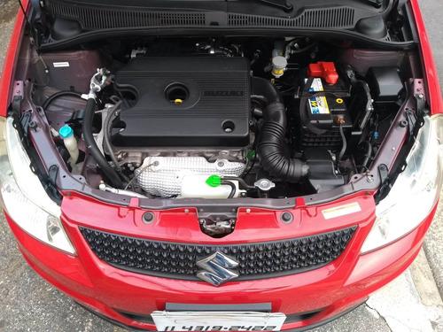 suzuki sx4 2.0 4x4 16v gasolina 4p manual