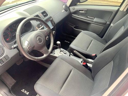 suzuki sx4 2.0 mormaii 4wd aut. 2013