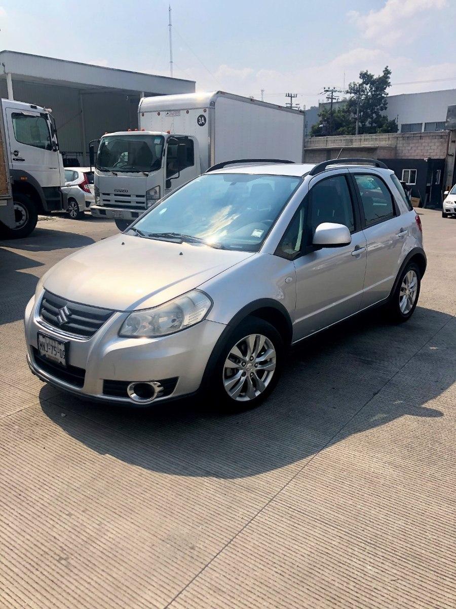 Suzuki Sx4 2 0 X Over At 99 000 En Mercado Libre