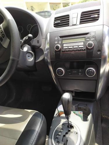 suzuki sx4 4wd automático