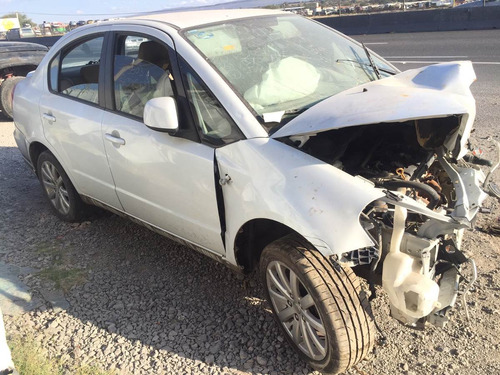 suzuki sx4 sedan / x-over 2011 por partes - s a q -