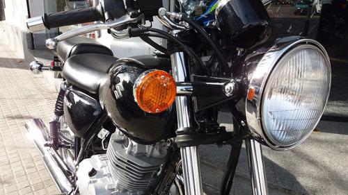 suzuki tu250x clasica japonesa 250cc inyeccion inmaculada