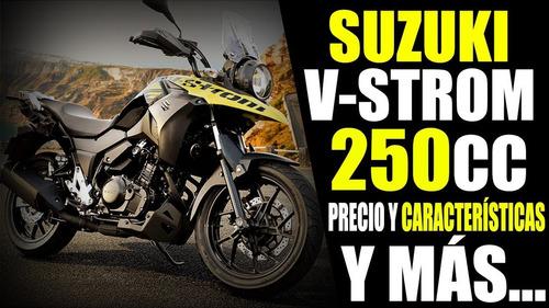 suzuki v-strom 250 2018 entrega inmediata
