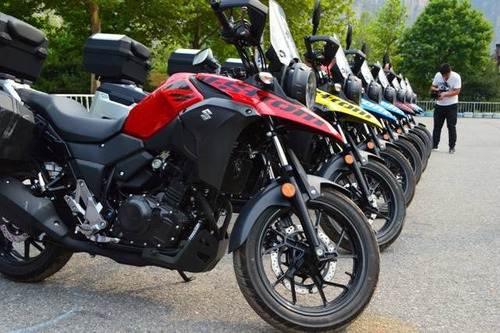 suzuki v-strom 250 2019 no tenere rally rps bikes