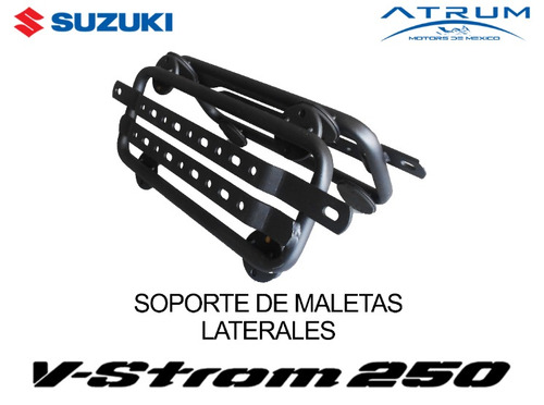 suzuki v-strom 250 equipada