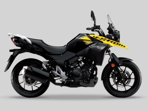 suzuki v-strom 250 - financiación