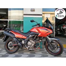 Suzuki V-stron 650 2011 Laranja Novíssima!!!
