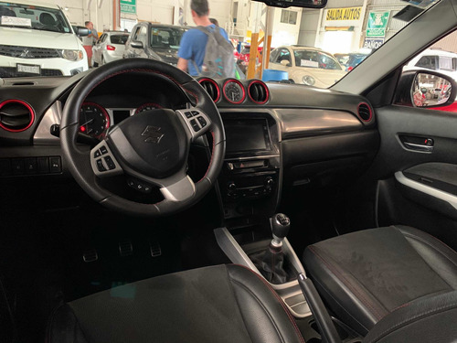 suzuki vitara 1.4 turbo standard 5 vel ac navi 2017