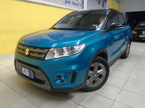 suzuki vitara 1.6 16v 4you at 2017 - santa paula veículos