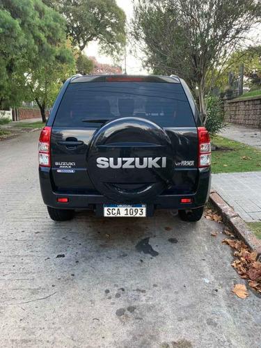 suzuki vitara 2.0 unico dueño