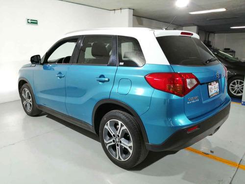 suzuki vitara 2017 5p glx l4/1.6 aut