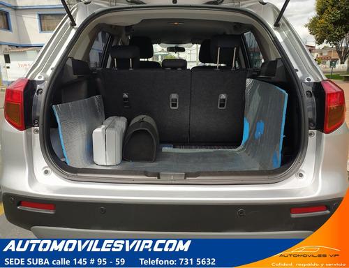 suzuki vitara life automatico  motor 1.6  2019  5 puertas