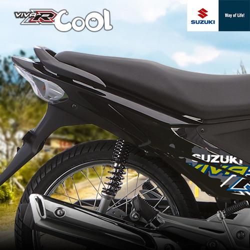 suzuki, viva r cool