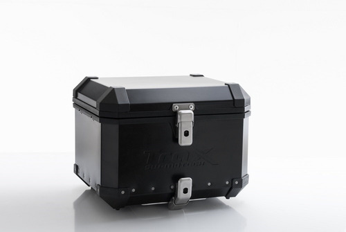 suzuki vstrom 1000 2014 kit top case moto con top rack