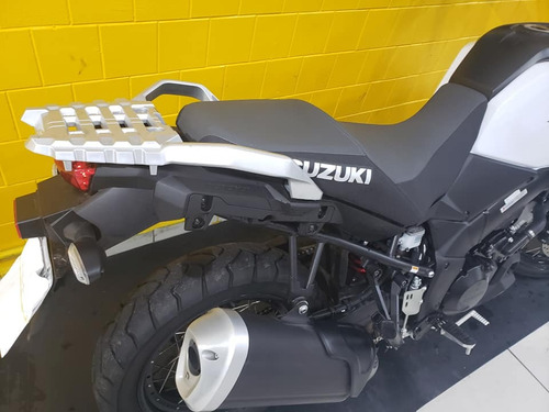 suzuki vstrom 1000 xt 2019 - km  1.700